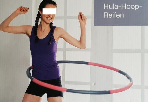 Aktiv-Hula-Hoop Reifen Hulahopp Hulahup  Massage der Bauch und Rückenmuskulatur