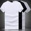 uomo-estate-t-shirt-maniche-corte-casual-slim-maglietta-maglia-sport-Maglione