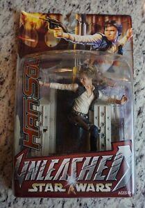Han Solo 2003 Star Wars Unleashed 7   Han Solo 2003 Star Wars Unleashed 7