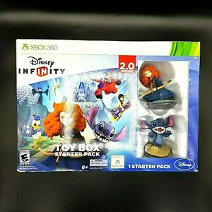 Disney-INFINITY-Toy-Box-Starter-Pack-2-0-Edition-Xbox-360-Stitch-and-Merida
