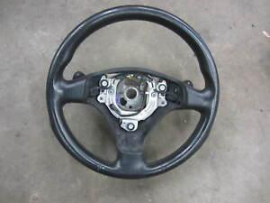 04 06 Audi Tt Roadster 32l V6 Oem Steering Wheel W Tiptronic