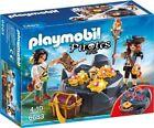 Playmobil Pirates 6683 Piraten-Schatzversteck