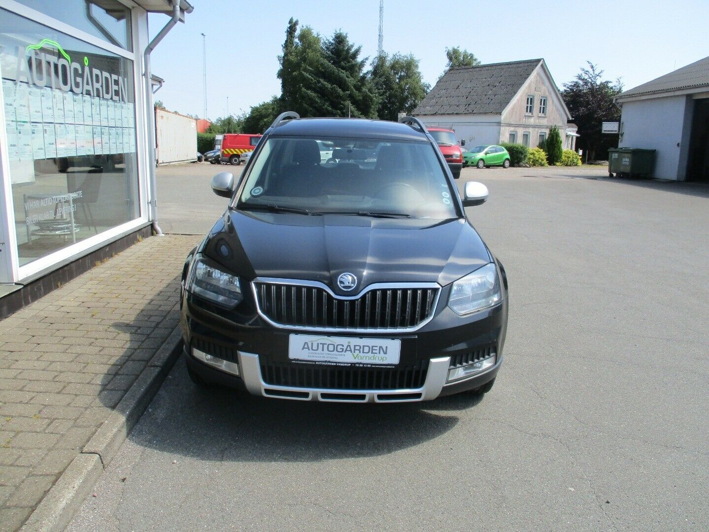 Skoda Yeti Outdoor 1,4 TSi 122 Active GreenTec 5d