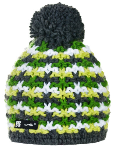 Winter Women Ladies Beanie Hat Knitted Warm Fashion Ski Hats Batty Style LA
