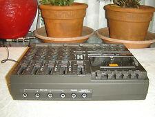 Tascam Porta One, Ministudio, 4 Track Cassette Recorder, Vintage, Repair