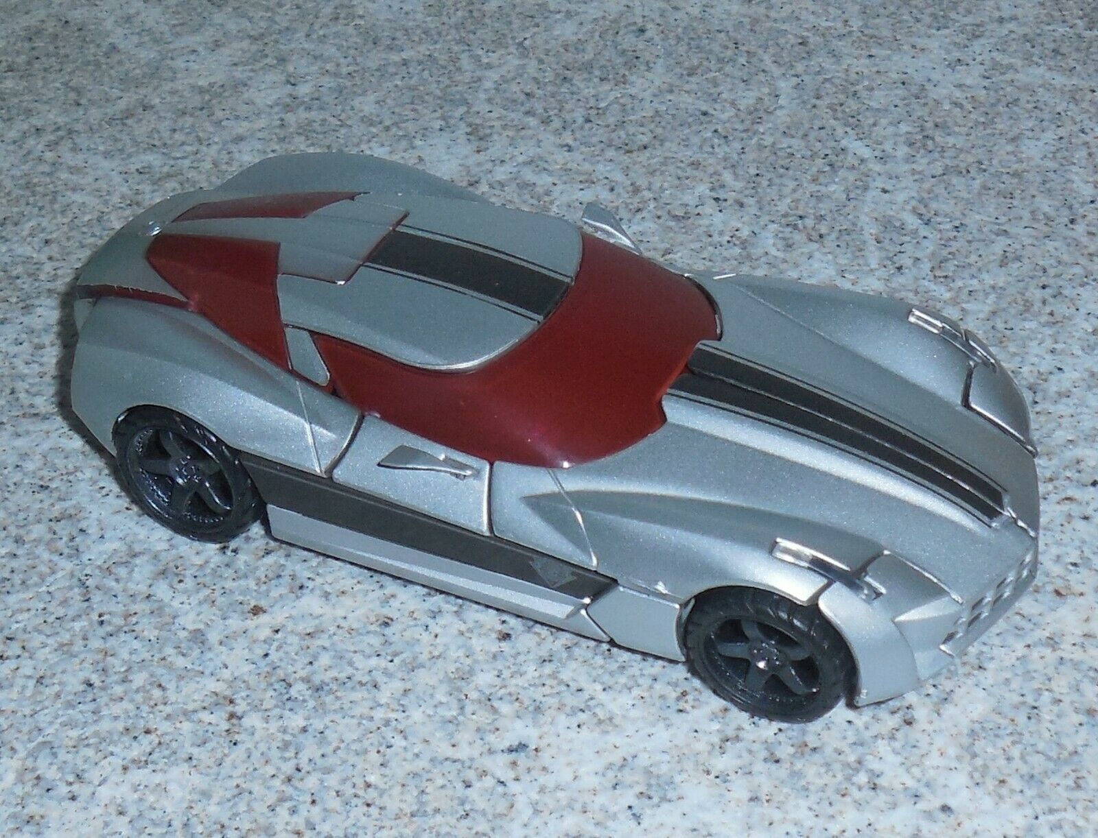 Transformers Revenge of the Fallen MISSION STRIKE SIDESWIPE Complete Deluxe redf