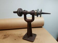 Vintage Cast Iron Live Steam Engine Pulley And Buffing Wheel