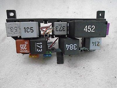 VI611412 00 02 VW PASSAT FUSE BOX RELAY PANEL 8D0 937 503 E
