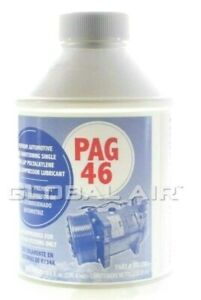 Details about A/C Compressor Oil 8oz/ PAG Oil 46/ AC Oil/ A/C System Oil  For R-134A