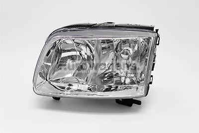 VW Polo MK3 6N2 99-01 Chrome Headlight Headlamp Left Passenger Near Side N//S