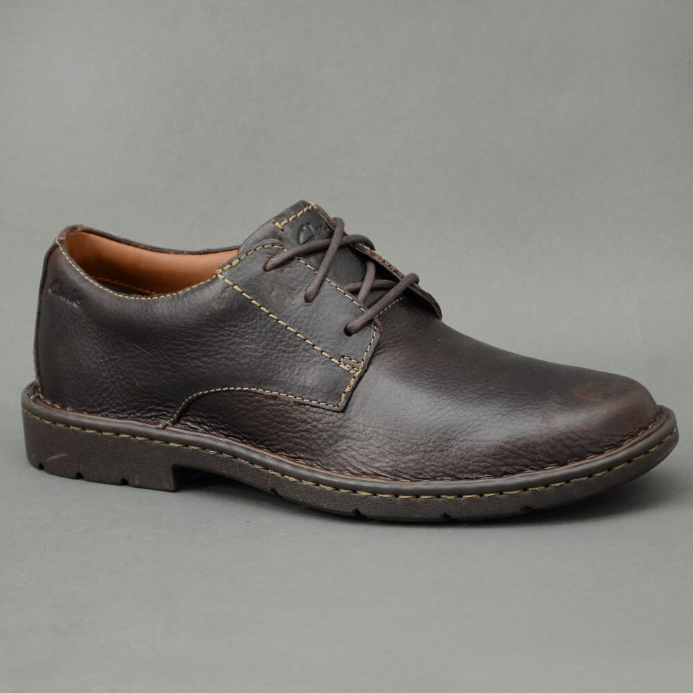 Clarks STRATTON WAY BROWN brown mod. brown