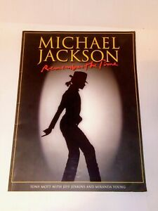 Michael-Jackson-Remember-the-Time-Tribute-Magazine-Book