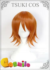 Anime Digital Monster Digimon Adventure TAKENOUCHI SORA Cosplay Wig Hair Cos Sa