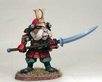 Guinea Pig Samurai 3 Dsm 7959 Visions In Fantasy - Dark Sword Miniatures Pewter