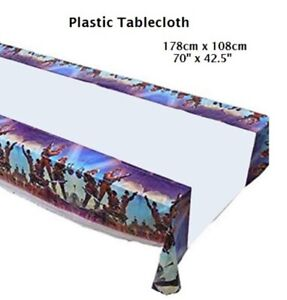 Fort nite Table cloth fortnight night Game On Tablecloth covering runner sheet