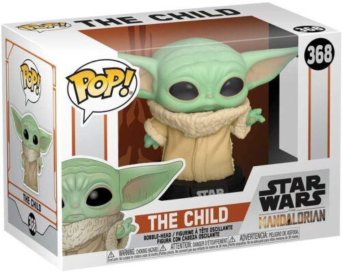 Baby Yoda Official The Child Star Wars Mandalorian Funko Pop Vinyl Figure #368