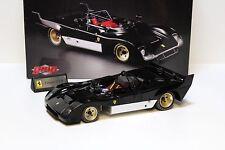 1:18 GMP FERRARI 312 P Prototype BLACK * Limited 750 * New in Premium MODELCARS