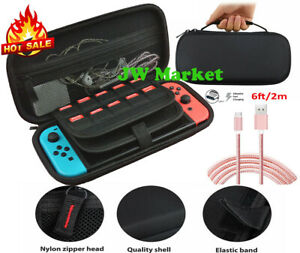 For Nintendo Switch Bag Travel Carrying Portable Storage Case Accessories Cover