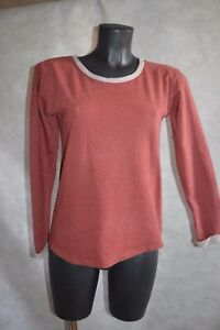 HAUT-TOP-PULL-LEGER-KARL-MARC-JOHN-TAILLE-S-36-SUETER-SWEATER-MAGLIONE-BE