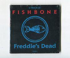 Fishbone SEALED (!) 3-INCH-cd-maxi FREDDIE'S DEAD 1988 Rock Ska 4-track CDFSH 1