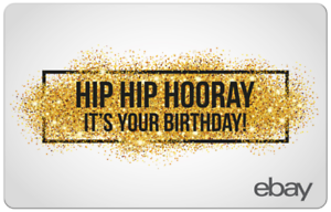 Image Is Loading Hip Hooray Happy Birthday EBay Digital Gift