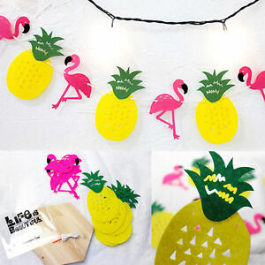 1set-Flamingos-Pineapple-Garland-Banner-Birthday-Beach-Summer-Hawaii-Party-Decor