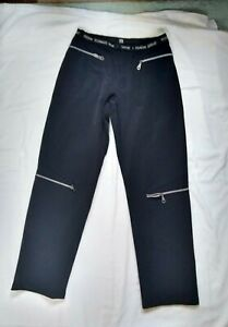 Marithe-Francois-Girbaud-trousers-Designer-Size-29-UK-10-12-30L-Ladies-Womens