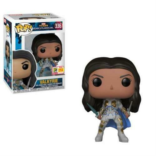 Funko Pop Marvel Thor 3 Ragnarok Valkyrie Sdcc 2018 Vinyl Figure For Sale Online Ebay