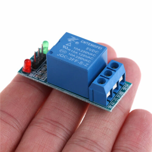 5V low level trigger 1Channel Relay Module interface Board Shield For Arduino