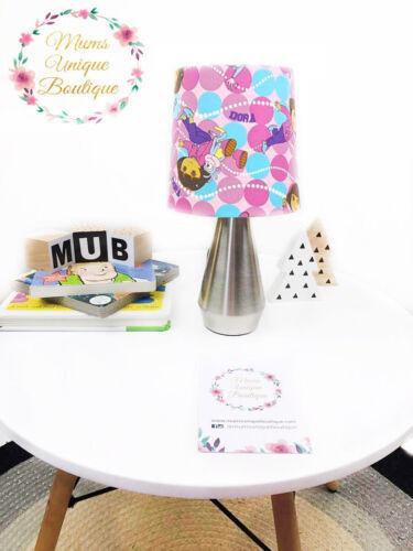 Dora The Explorer Dots Baby Children Nursery Table Lamp Night Light Touch Lamp