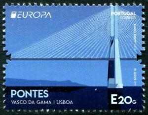 Bridges Europa mnh stamp 2018 Portugal