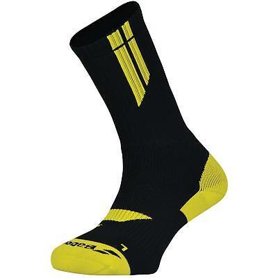 Babolat Mens Team Big Logo Crew Tennis Socks