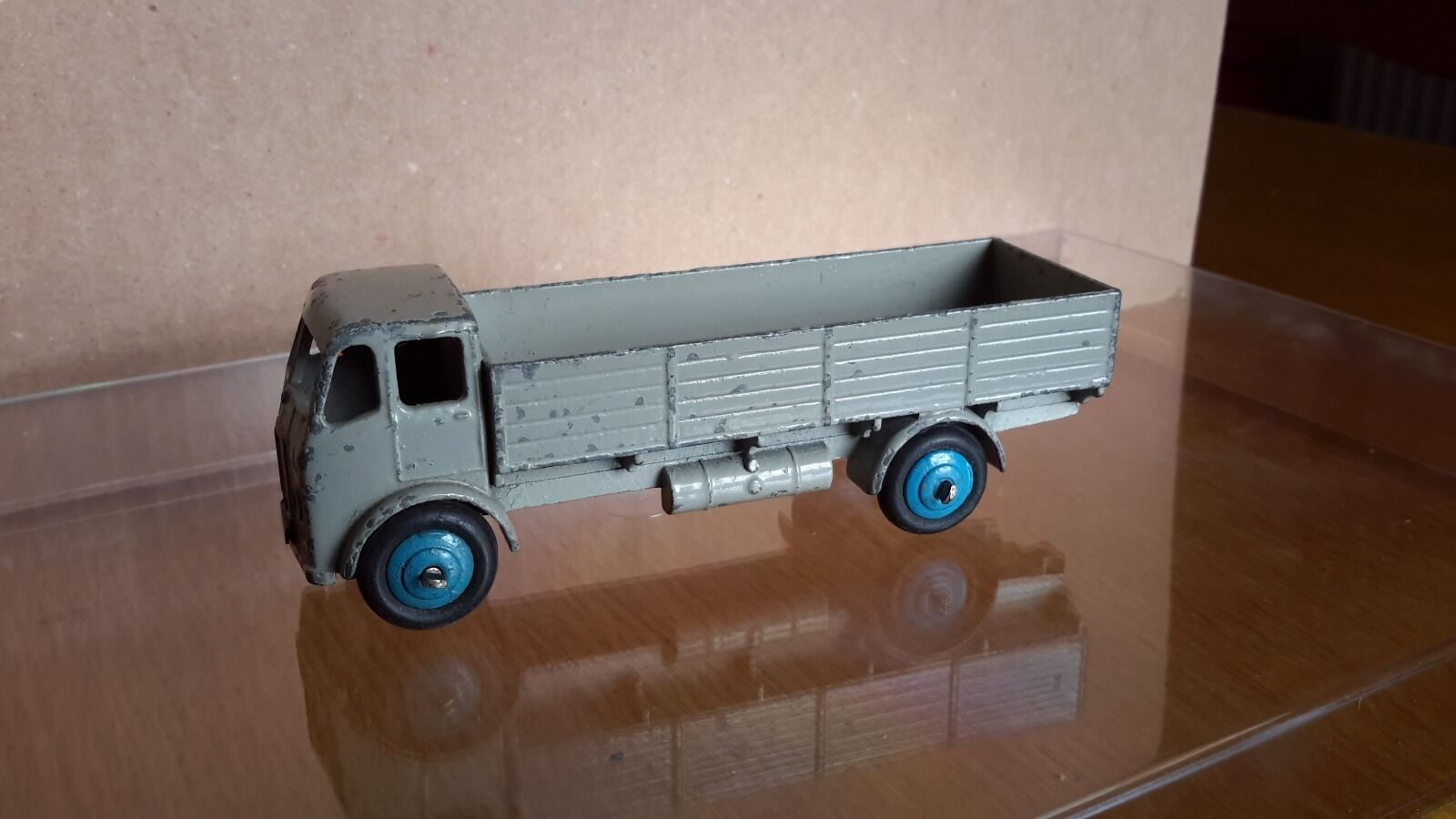Dinky  420 adelante control camión (combinación de Color Raro) Raro) Raro) 08fad6