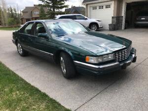 97 Cadillac SLS Seville