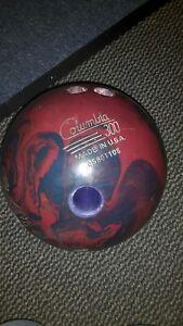 Bowlingball-14-lbs-Columbia-300-Messenger