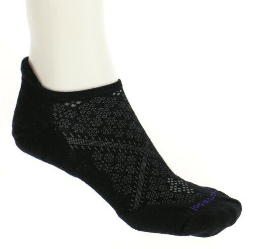 Lot of 2 Smartwool PhD Light Micro Socks Women's Elite Wool Performance Sock M