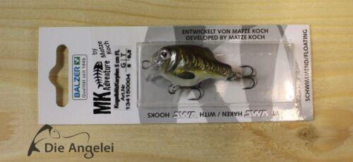 Balzer  MK Matze Koch Adventure Kugelblitz Wobbler verschiedene Ausführungen