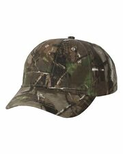 Kati Structured Camouflage Cap LC10 Camo Baseball Hat Realtree AP Green