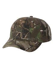 Kati Structured Camouflage Cap LC10 Camo Baseball Hat Realtree AP Green