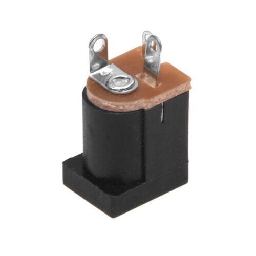 30pzs 2.1x5.5mm hembra Conector Enchufe jack e fuente de alimentacion DC pa R4N1