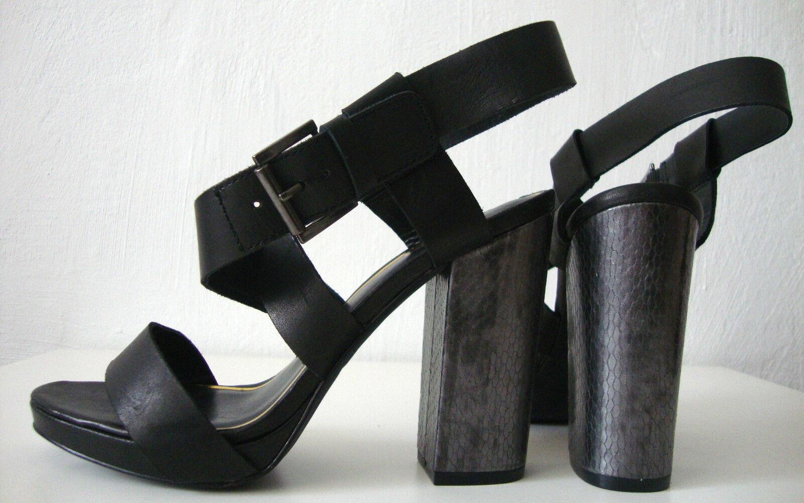 Ash Cuero Leather Rachel Sandals Señora Zapatos Sandalias lFJc1KT