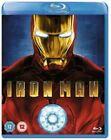 Iron Man (Blu-ray, 2013)