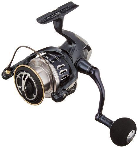 SHIMANO 17 TWIN POWER XD C5000XG Fishing REEL From JAPAN