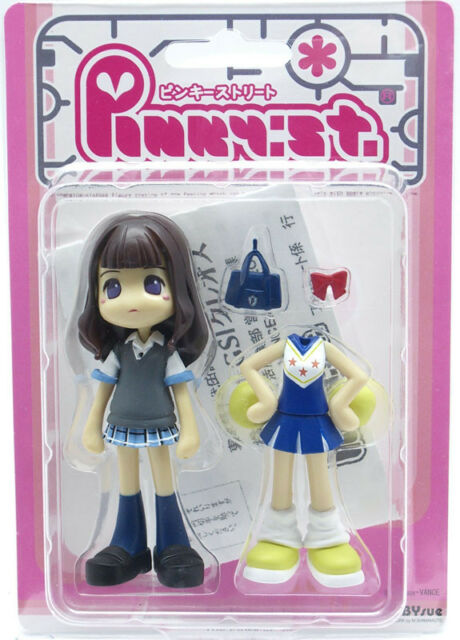 Pinky:st Street Series 2 PK004 Pop Vinyl Toy Figure Doll Cute Girl Bratz Japan