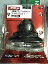 NEW Craftsman 34978 Sander Attachment Bolt-On
