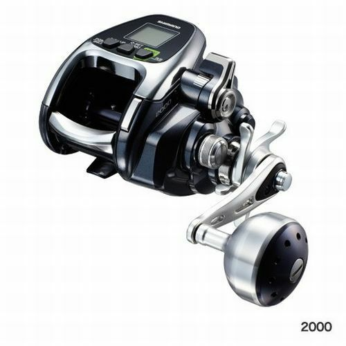 Shimano 16 FORCE MASTER 2000 Electric Power Assist Reel New