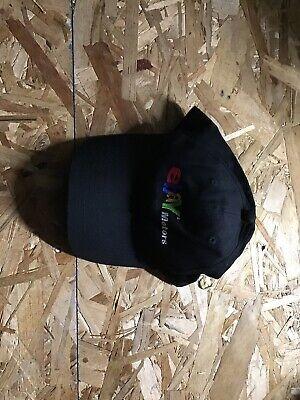 New Ebay Motors Old Logo Black Cap Hat Motors Adjustable Ebay
