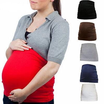 Abile Nursing & L'allattamento Al Seno Pancia Pancione Band/coperchio Superiore, Vari Colori-uk Fornitore- Piacevole Nel Dopo-Gusto