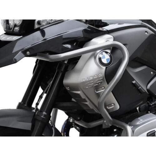 BMW R 1200 Gs Bj 08-12 Pare-carter protection arceau Revêtement Argent Ibex