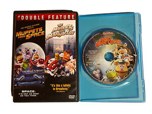 The Muppets 3 DVD Lot - Muppets From Space/Muppets Take Manhatten/..Muppet Caper